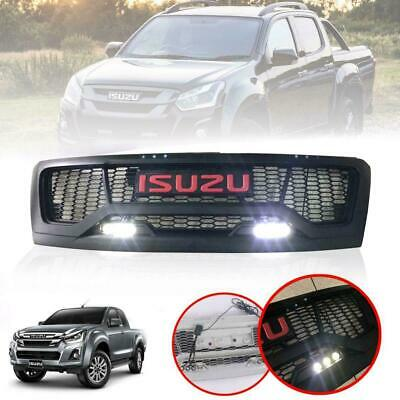 Grill (with Led) V3 – Isuzu D-Max
