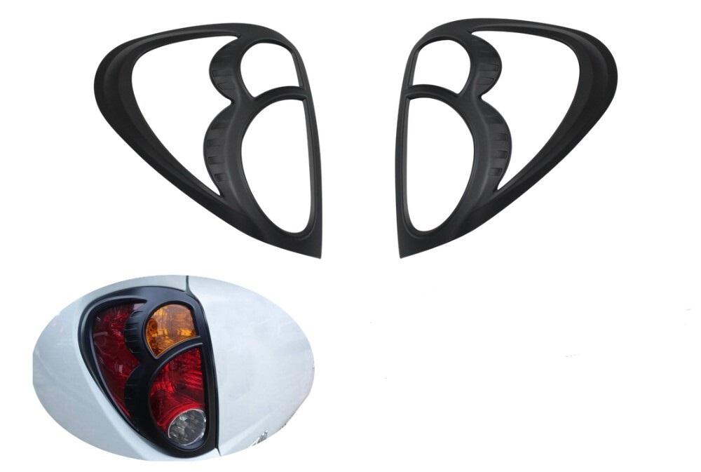 Tail Lamp Cover (2006) Black – Mitsubishi Triton