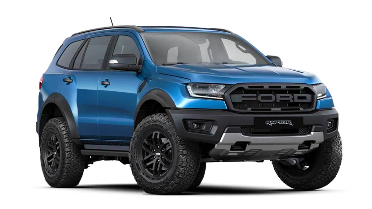 NEW Ford Everest RAPTOR Kit