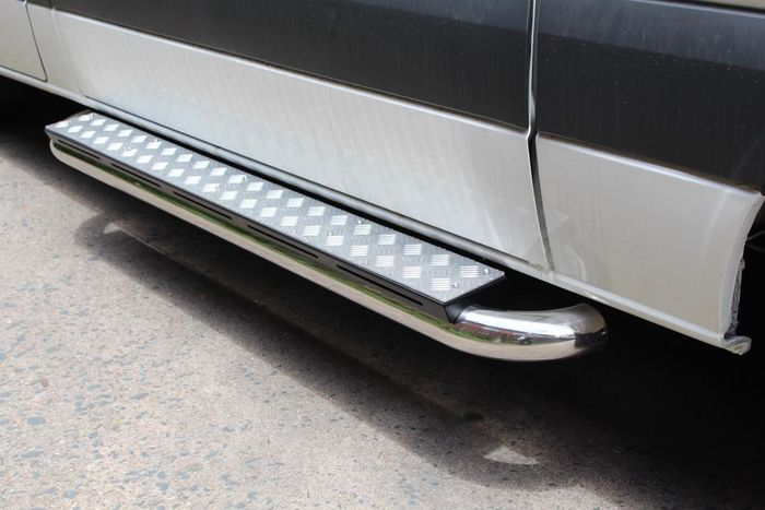 Crafter Side Steps Stainless