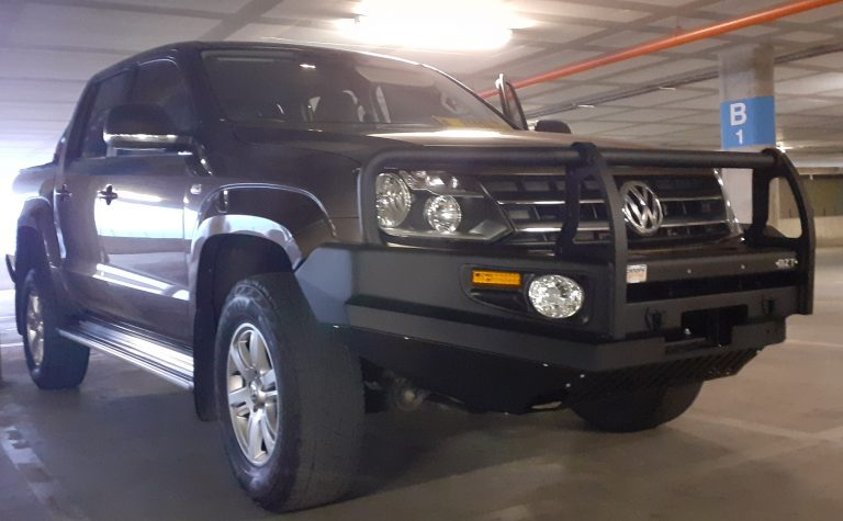 AMAROK FRONT REPLACEMENT BUMBER