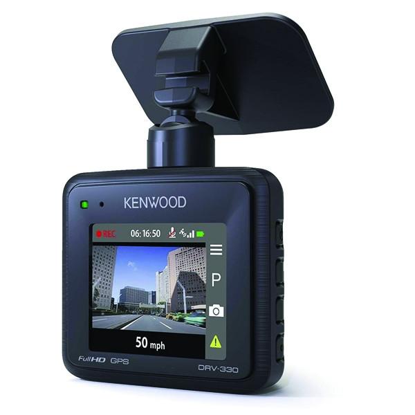 Kenwood Dash Cam DRV-330 Driver Recorder