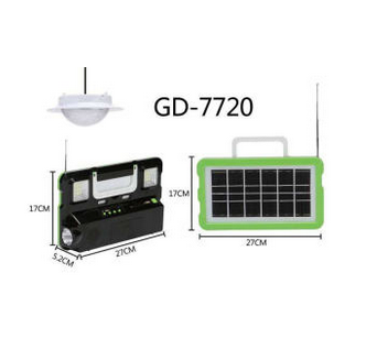 GD-7720 GD SUPER Solar System