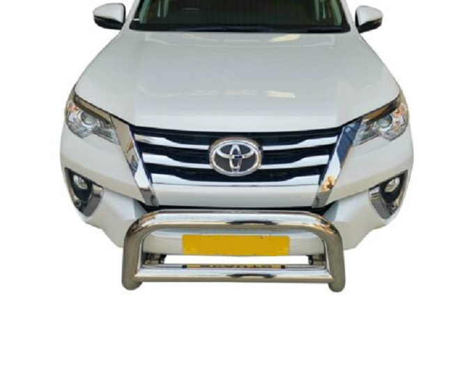 Nudge Bar Toyota Fortuner 2012 – 2019 NS