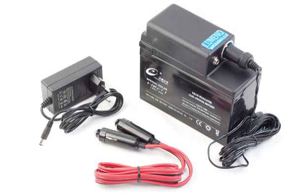 Battery Buddy 7.2 Amph Battery Included