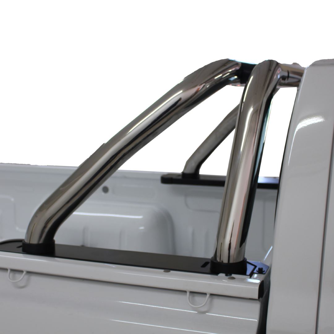 Nissan NP300 Sports Bar Stainless (Fits All Models) 2012+