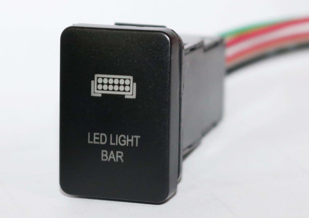 LED Bar Light Switch For Toyota REVO