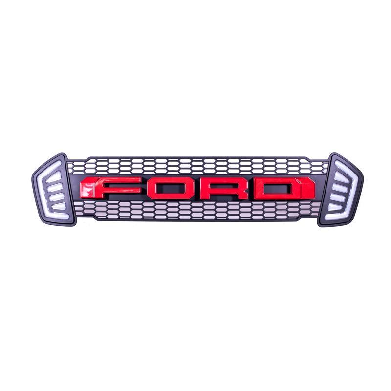 Ford Ranger Facelift Side LED Grill