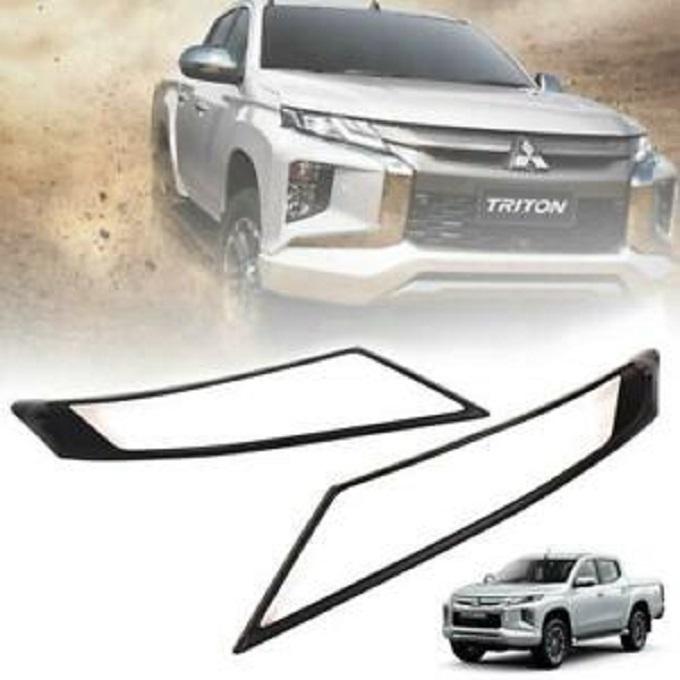 Mitsubishi Triton 2019 Headlight Trim 2019 NS