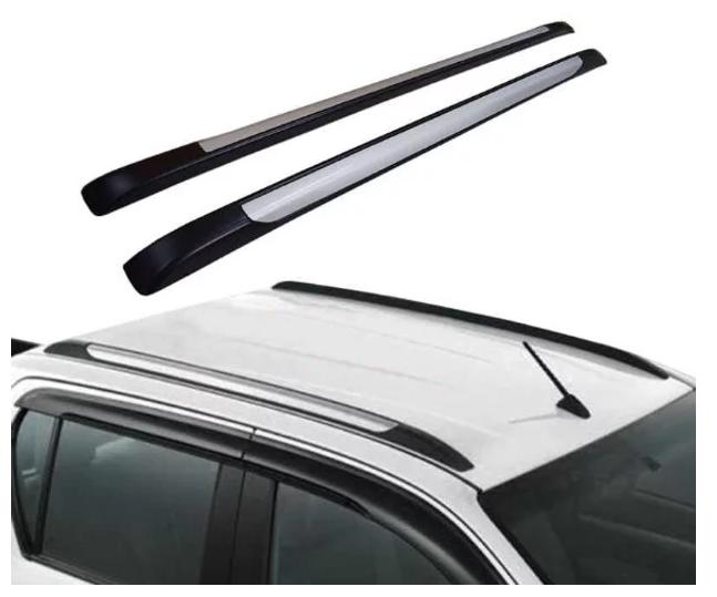 Hilux Revo Stick-on Roof Racks (2015-ON)