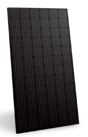 Mono Black Solar Panels 150Watt