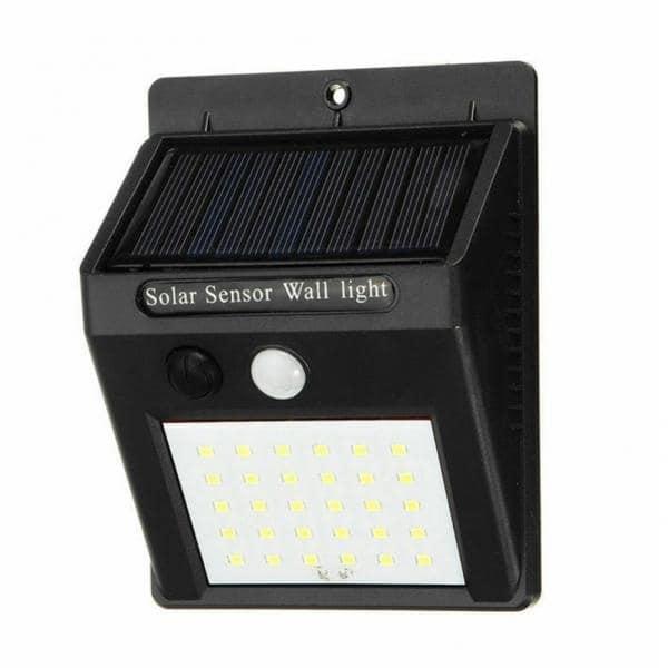 FOYU 25 LED Solar Wall Light