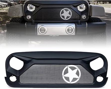 Jeep Wrangler New Gladiator Grille – Star
