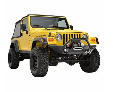 JBP039 – Paramount Jeep Wrangler TJ YJ Rock Crawler Front Bumper