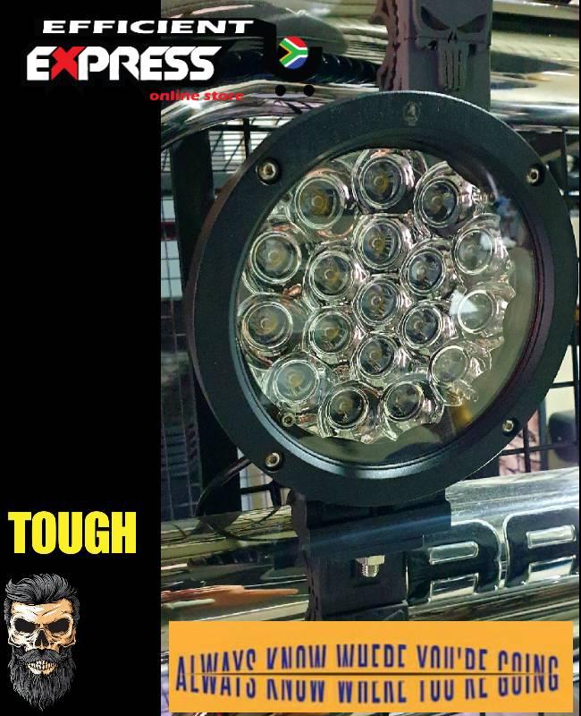 Led Spot Light / Led Light Bar 90 Watt Led MONSTER Spotlights  Set Of 2