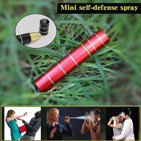 Strong Tear Gas Lipstick Pepper Spray For Woman Series Portable Mini Anti Wolf Outdoor Self Defense Safety