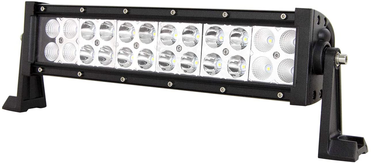 LED Light Bar / Led Spot Light 72 Watt 14Inch LED Work Light Spot Flood Combo