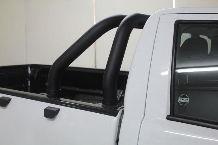Ford Ranger Fleet Sports Bar Roll Bar Black 2016> BS-150012 – Plus FREE LED Spot Lights