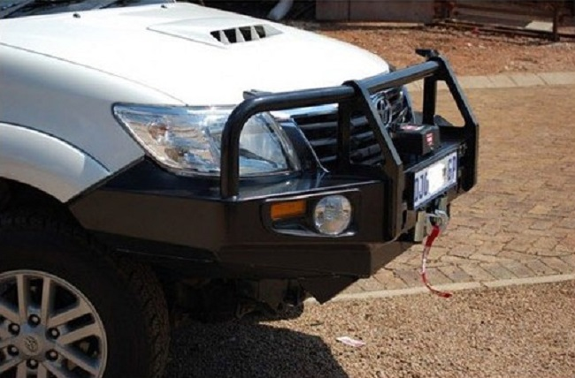 TOYOTA HILUX 2013 – 2016 REPLACEMENT BUMPER