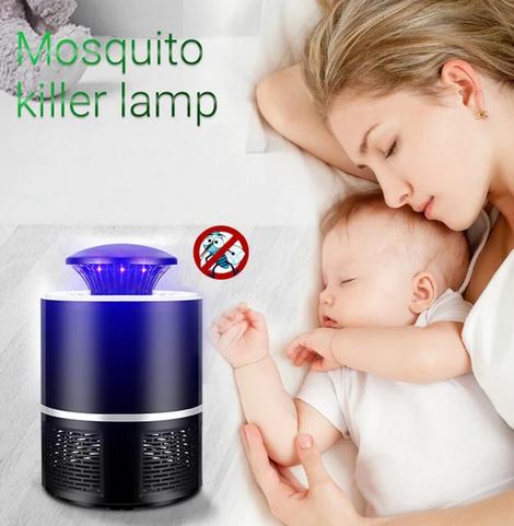 Photocatalytic Mosquito Killer