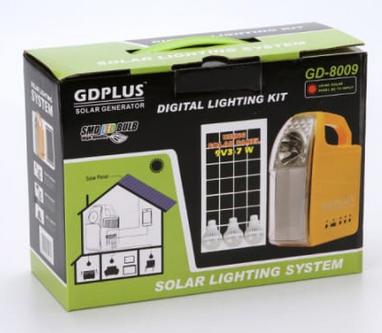 GD-8009 DIGITAL LIGHTING KIT