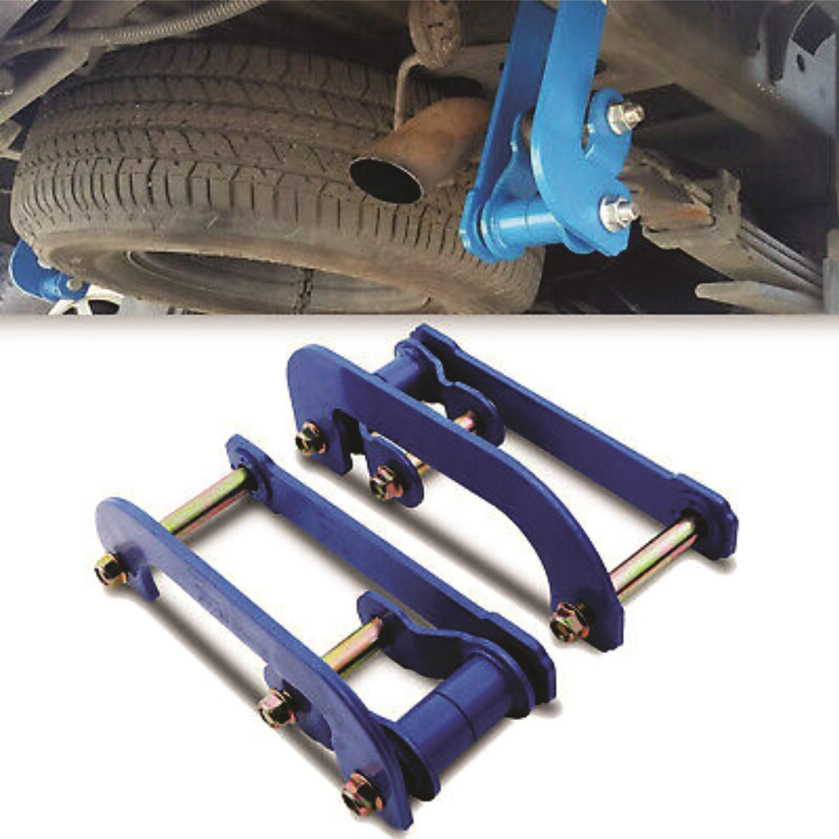 Toyota Hilux 2016 To Current Rear Shackles