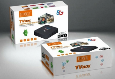 FOYU MXq Pro 6k 5G TV Box