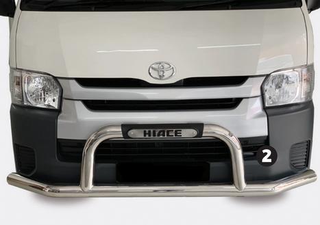 Toyota Quantum  Fits 2008 – 2018 Models AA