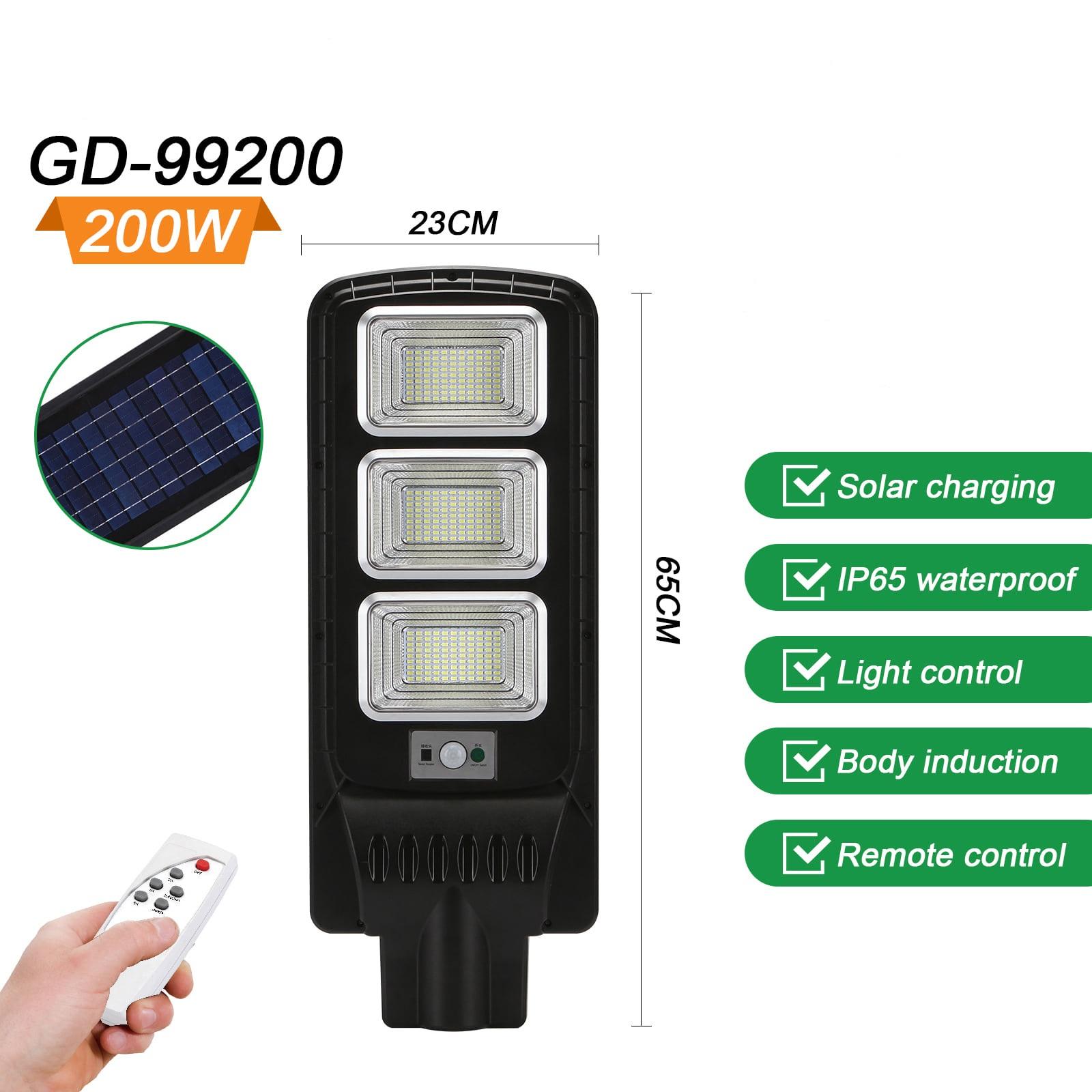 200 Watt Solar Street Light -GDPLUS GD99200