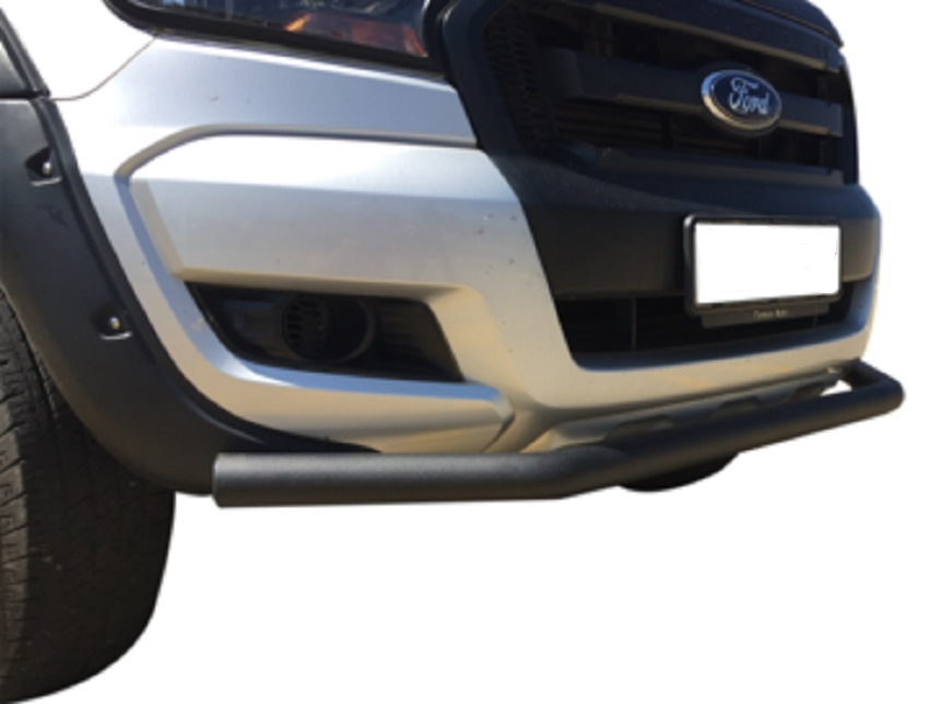 Ford Ranger 2012 To 2021 Front Styling Bar Black