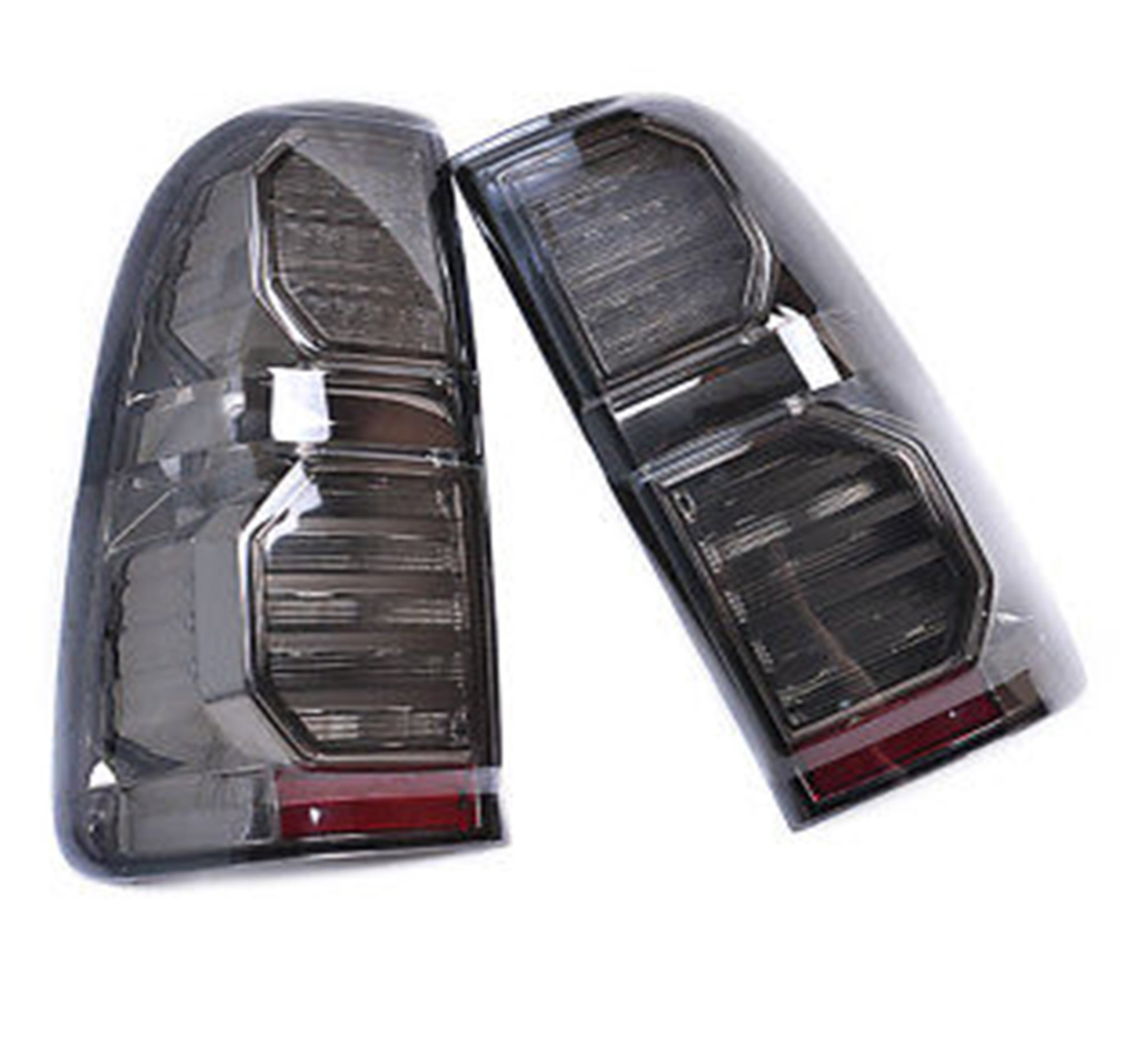 Toyota Hilux 2012 – 2015 Smoked Led Tail Lights