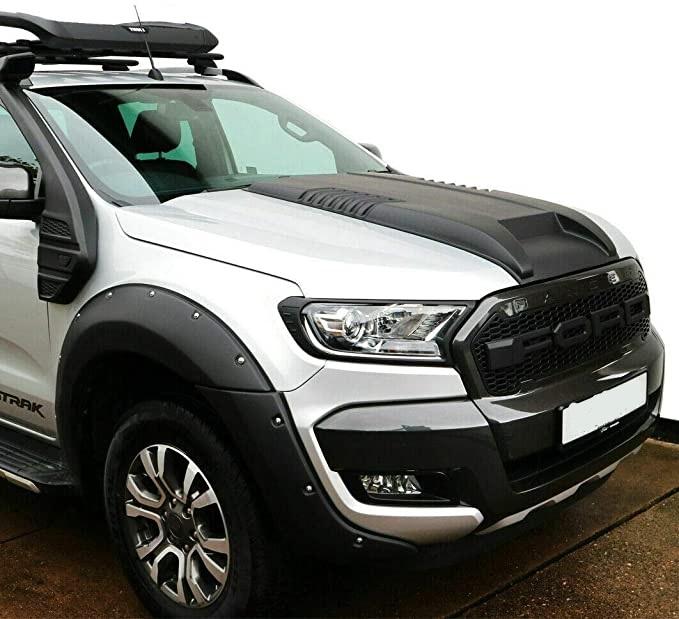 Ford Ranger 2012+ Bonnet Scoop