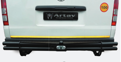 Toyota Quantum Step Towbar 1.4T 2008+