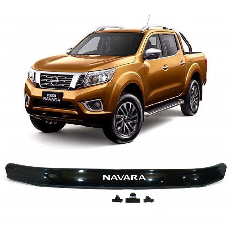 Bonnet Guard (2014+)  Suitable For Nissan Navara