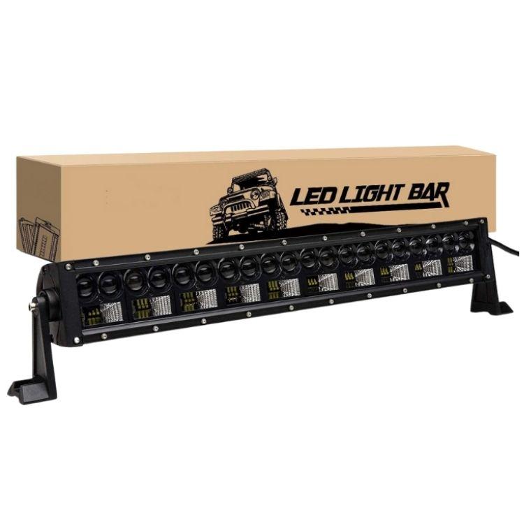 150 Watt 22Inch 16000 Lumens LED Light Bar With Spot And Flood Combo Beam