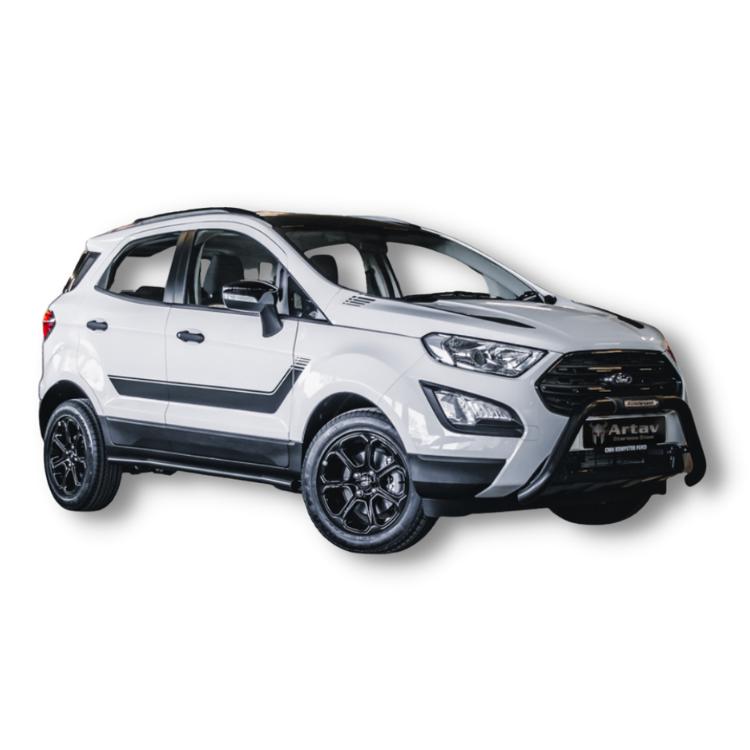Ford EcoSport Side Bars Side Steps Black 2016> BS-150062