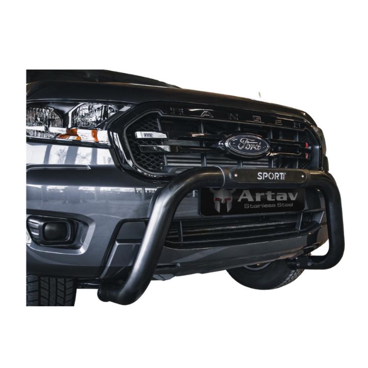 Ford Ranger & Everest SPORT PDC Nudge Bar Black 2016> BS-SPORT
