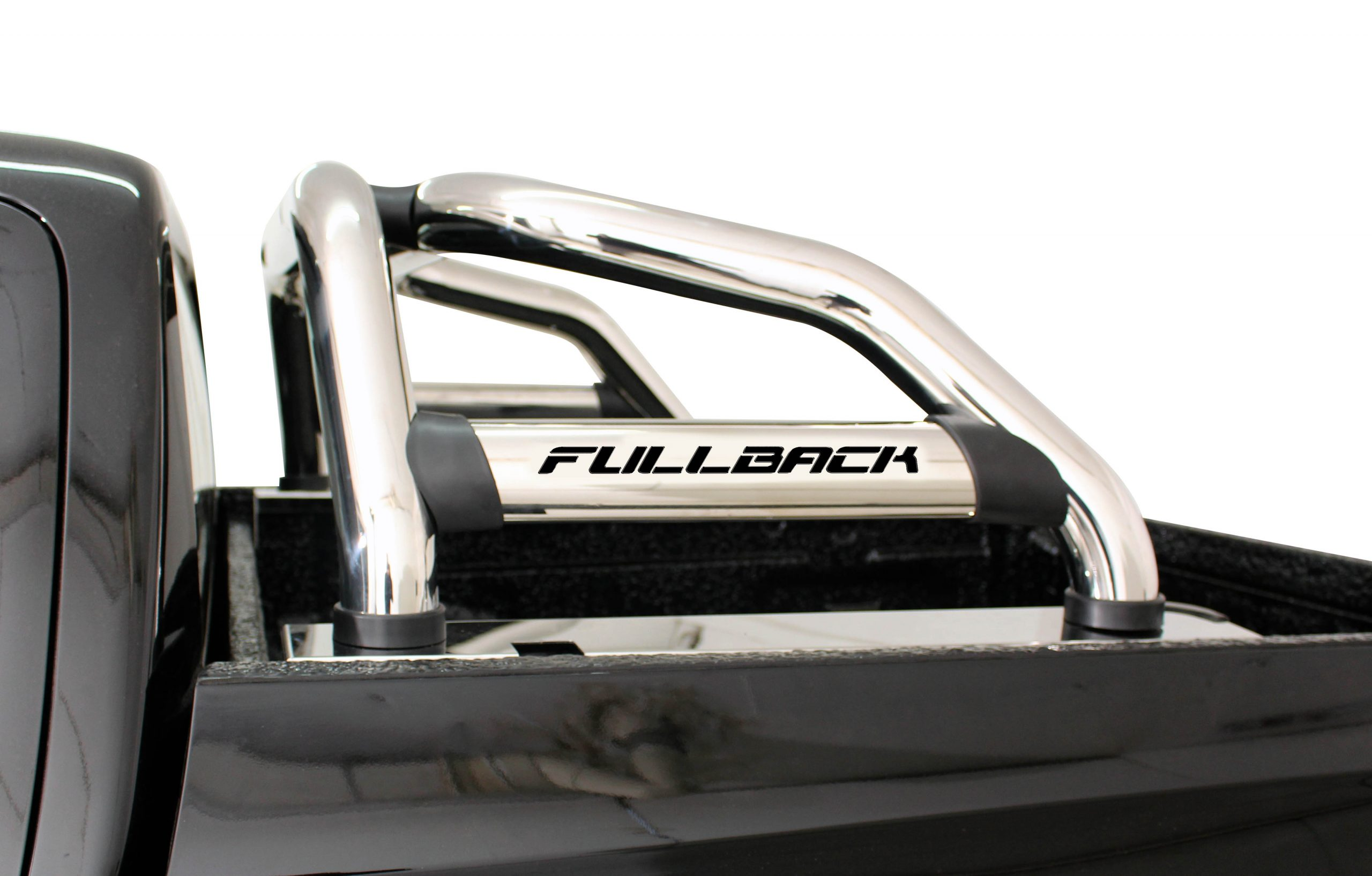 FIAT Fullback Sports Bar Roll Bar Stainless Double Cab 2016> 310011T (N/S) – Plus FREE LED Spot Lights