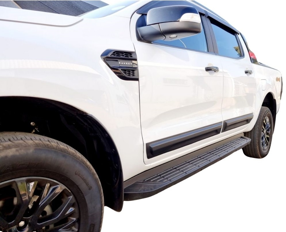 Ford Ranger 2016+ Body Cladding 3mm ABS Plastic