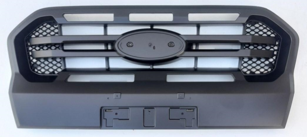 Ford Ranger Grill 2019 On Raptor Style With Top Led And OEM Logo