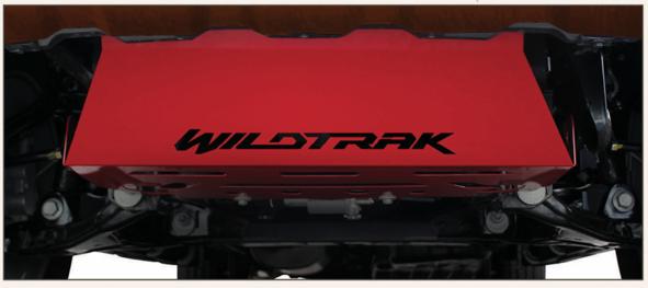 Ford Ranger Wildtrak Sump Guard / Bash Plate 2012+