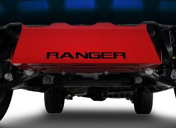 Ford Ranger Bash Plate 2012+